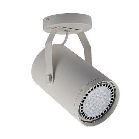 LAMPA KINKIET ZUMA LINE BOX CL WALL GU10-AR111 20040-WH WHITE