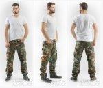Mottowear DPM spodnie męskie moro NOWOŚĆ 2015