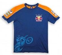KINI-RB Team Orange/Navy T-shirt koszulka
