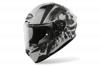 KASK AIROH VALOR AKUNA BLACK MATT