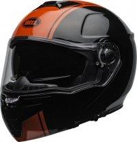 BELL SRT MODULAR KASK MOTOCYKLOWY RIBBON BLACK/RED