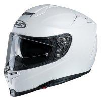 HJC R-PHA-70 KASK MOTOCYKLOWY SEMI FLAT PEARL WHITE