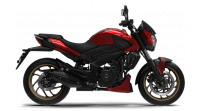 BAJAJ DOMINAR 400 CANYON RED CZERWONY KANION