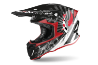 KASK AIROH TWIST 2.0 KATANA RED GLOSS