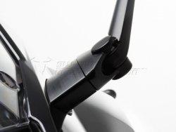 PRZEDŁUŻENIE LUSTERKA BLACK BMW F800GT (13-) SW-MOTECH