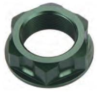Accel nakrętka + śruba górnej półki - Suzuki RMZ 250 (04-06) - złoty