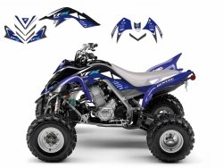 Blackbird Dream 2 Yamaha Raptor 700 (06-18) okleina naklejki quad atv