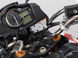 MOCOWANIE GPS Z AMORTYZACJĄ DRGAŃ SUZUKI V-STROM 650 (17-) / 1000 (14-) SW-MOTECH