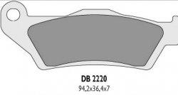 Delta Braking Husqvarna CR/WR 125 (95-10) klocki hamulcowe przód