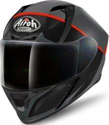 Airoh Valor Eclipse Orange Mat kask motocyklowy integralny L