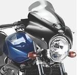 KAPPA Owiewka z szybą i mocowaniami Honda