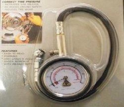 Miernik ciśnienia powietrza z przewodem