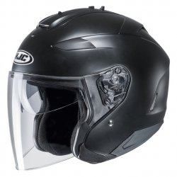 KASK HJC IS-33 II SEMI FLAT BLACK XXL