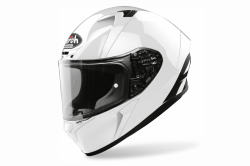 KASK AIROH VALOR WHITE GLOSS L
