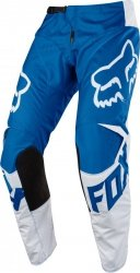 SPODNIE FOX 180 RACE BLUE 36