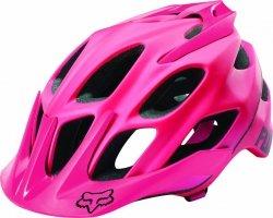 Kask Rowerowy Fox Lady Flux Helmet Pink S/M