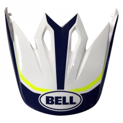 DASZEK BELL MX-9 TORCH WHITE/BLUE/YELLOW