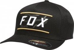 CZAPKA Z DASZKIEM FOX DETERMINED FLEXFIT BLACK L/XL