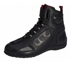 BUTY IXS RS-400 SHORT BLACK 43
