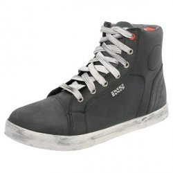 BUTY IXS SNEAKER NUBUK-COTTON BLACK 41
