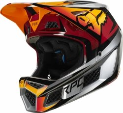 KASK ROWEROWY FOX RAMPAGE PRO CARBON BST ICED