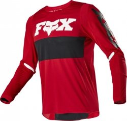BLUZA FOX 360 LINC FLAME RED S