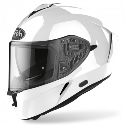 KASK AIROH SPARK COLOR WHITE GLOSS M
