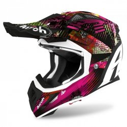 KASK AIROH AVIATOR ACE INSANE MATT XL