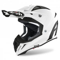 KASK AIROH AVIATOR ACE COLOR WHITE GLOSS XS