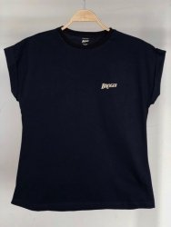 T-SHIRT BROGER ALASKA LADY DARK BLUE DM
