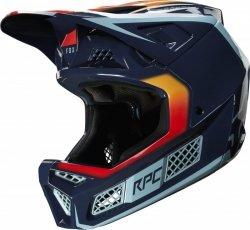 Kask Rowerowy Fox Rampage Pro Carbon Daiz Navy M
