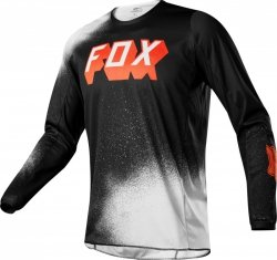 BLUZA FOX 180 BNKZ SE BLACK