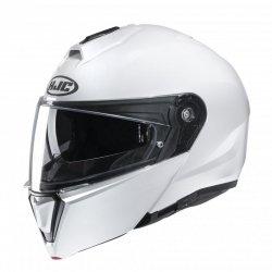 KASK HJC I90 PEARL WHITE XXL