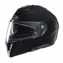 KASK HJC I90 METAL BLACK L