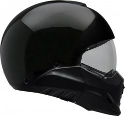 KASK BELL BROOZER SOLID BLACK M