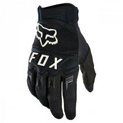 RĘKAWICE FOX DIRTPAW BLACK/WHITE 4XL