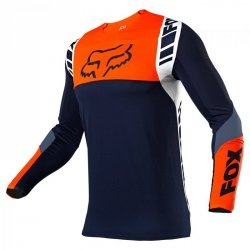 BLUZA FOX FLEXAIR MACH ONE NAVY M