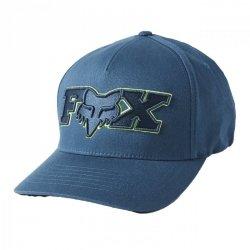 CZAPKA Z DASZKIEM FOX ELLIPSOID FLEXFIT DARK INDIGO L/XL