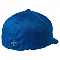 CZAPKA Z DASZKIEM FOX FLEX 45 FLEXFIT ROYAL BLUE S/M