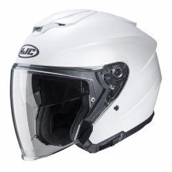 KASK HJC I30 SEMI FLAT PEARL WHITE M