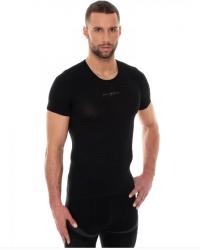 Brubeck koszulka termoaktywna z krótkim rękawem