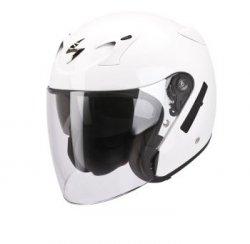 Scorpion kask motocyklowy  EXO-220 BIAŁY