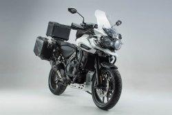 ZESTAW ADVENTURE PAKIET ZABEZPIECZAJĄCY MOTOCYKL TRIUMPH TIGER 1200 EXPLORER (16-) SW-MOTECH