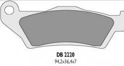 Delta Braking YAMAHA 600 TT-E (4GV2) (93-95) klocki hamulcowe przód