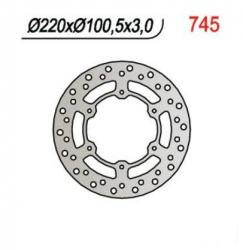 Tarcza hamulcowa przednia YAMAHA YZ 80 (93-01) / YZ 85 (02-)