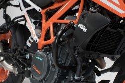 CRASHBAR/GMOL KTM 390 DUKE (16-) BLACK SW-MOTECH