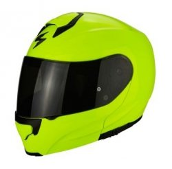 SCORPION KASK MOTOCYKLOWY EXO-3000 AIR SOLID NEON YELLOW
