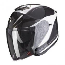 Scorpion kask motocyklowy EXO-S1 SHADOW PEARL WH-SILVER