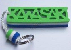 Brelok z logo Kawasaki