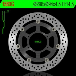 Tarcza hamulcowa przednia Honda CB 600F HORNET / ABS (07-14)